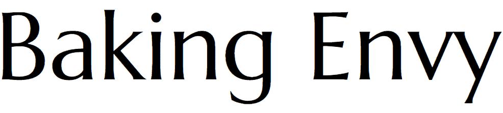 Baking Envy logo